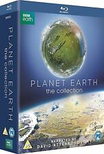 Planet Earth: The Collection I + II 1 2 (Blu-ray, 2016, 7 Discs, Region Free)