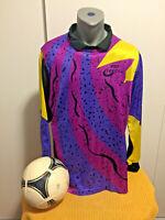 PRO TOUCH RETRO Soccer Jersey GOALKEEPER Football Shirt Camiseta Maillot Trikot