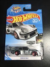 2018 Hot Wheels #005 Walmart Exclusive Zamac Nightburnerz 2/10 PORSCHE 934.5