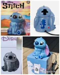 SCENTSY LILO & STITCH Wax Warmer ~ LIMITED EDITION Element Style HARD TO FIND ZZ