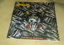 Venom Live Official bootleg US Magnum rare
