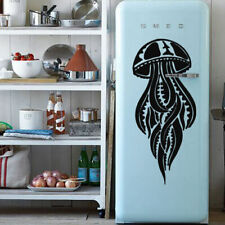 Wall Decal Jellyfish Animal Ocean Sea Swimming Immersion Bedroom Room M421