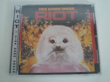 RIOT/FIRE DOWN UNDER(METAL BLADE 3984-14233-2) CD ALBUM