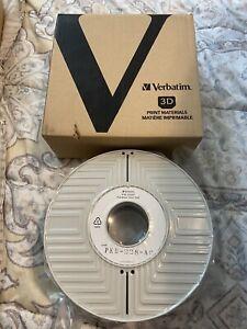 NEW Verbatim PLA BLACK 3mm 3D Printer Filament 1kg Sealed Japanese Up To 4 Boxes