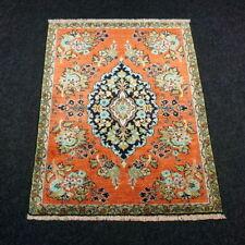 Orient Teppich Seide 71 x 57 cm Perserteppich Seidenteppich Silk Carpet Alfombra