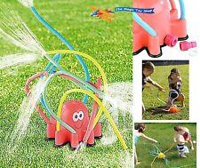 Rociador De Agua Para Niños Niños Juego De Césped Césped Jardín Al Aire Libre colores pueden variar