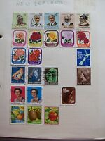 New Zealand 23 ASSORTED STAMPS **VGC USED**