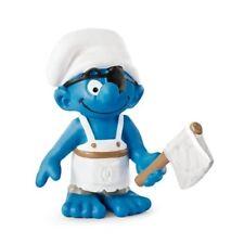 I Puffi personaggio Puffo Cuoco di nave 5,5cm Della nave Cook 207646