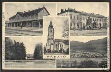 Eisenbahn & Bahnhof Ansichtskarten aus Ungarn