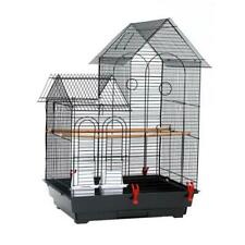 """30"""" Bird Cage Large Play Top Parrot Finch Cage Macaw Cockatoo Pet Supplies 2020"""