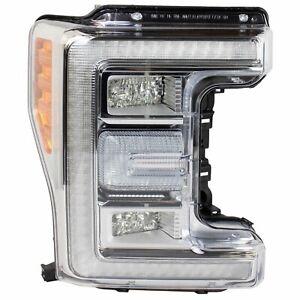 Genuine Ford Headlamp Assembly HC3Z-13008-N