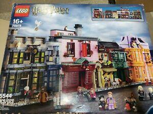 LEGO Harry Potter Diagon Alley (75978)