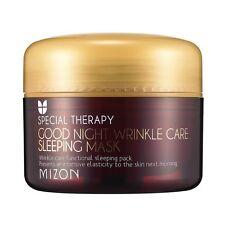 MIZON Good Night Wrinkle Care Sleeping Mask 75ml + Free Gift Sample !!