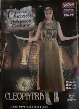 Women's - Cleopatra Halloween Costume - Size 8-10 - Brand New