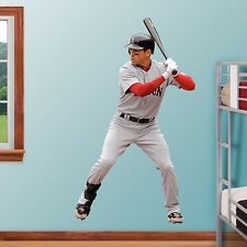 "JACOBY ELLSBURY Red Sox 3'9""X6'5"" LIFESIZE ONLY FATHEAD REAL BIG wall graphics"