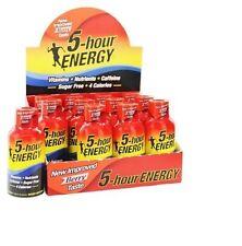 5 hr Energy Berry Flavor  2oz 12/Box wholesale
