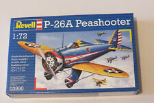 maquette boeing  P 26 A  Peashooter  Revell au 1/72