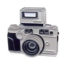 Contax G2 35mm Film Camera Enamel Lapel Pin
