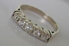 🎁0,45 ct. ღPretty Diamondღ Diamant Ring in aus 585 Gold mit Brillant altschliff