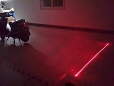 PREMIUM Quality - 3rd Brake Light NEW Laser RED - Safety Device for BAD Weather