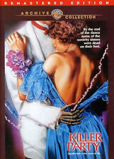 Killer Party DVD 1986 Martin Hewitt, Elaine Wilkes, Ralph Seymour, William Fruet