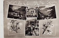 #CAMPIGLIA- SOANA: SALUTI DA