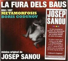JOSEP SANOU - METAMORFOSIS/BORIS GODUNOV NEW CD