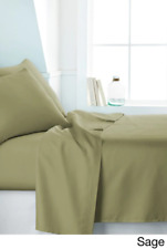 Zephyr Home Collections ~ 6 Piece King Sheet Set ~ 500 Thread Count ~ Sage Green