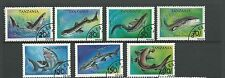 1993 Sharks Complete set of 7 CTO