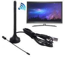 Antenna TV Mini Magnetico Base Universale Interno HD Digital Signal Booster