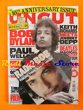 rivista UNCUT 123/2007 CD Dave Alvin Bob Dylan R.E.M Beatles Emmylou Harris