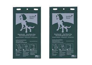 BIOMAT® kompostierbare Hundekotbeutel (100 Stk. pro Block)