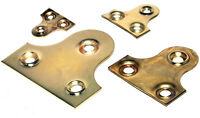 PICTURE FRAME TURN BUTTONS BRASS  PICTURE FRAMES TURN HOOK CATCH CLIP C00635