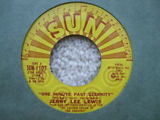 Jerry Lee Lewis - One Minute Past Eternity / Frankie & Johnny -  Sun 1107