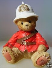 CHERISHED TEDDIES INSPECTOR YUKON CANADIAN EXCLUSIVE 823295  MINT IN BOX