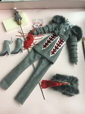 """Tonner Tyler Wizard Of Oz Winkie Business 16"""" Doll Clothes 2006 Outfit NRFB"""