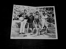 ORIGINAL 1970s CLASSIE BALLOU Publicity 8x10 CHITLIN CIRCUIT AUSTIN TONY VON
