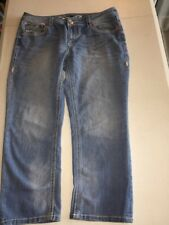 Seven Light Wash Women's Jeans Size 16