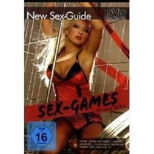 NEW SEX GUIDE: SEX-GAMES  DVD NEU