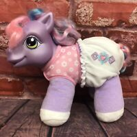 My Little Pony Sneezy Sniffles Baby Pony Stuffed Animal Plush Toy 2005 Hasbro