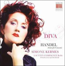 La Diva: Arias for Cuzzoni by Georg Friedrich Händel, New Music