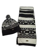 Kenzo Kids Hat And Scarf Set 14-16 Years 58cm