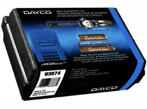 Dayco Belt Diagnostic Kit Merchandising Tools 93874