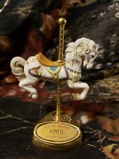 """Old Carousel Horse """"April"""" Willitts Designs"""