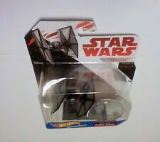 2017 Hot Wheels Star Wars Starships TIE FIGHTER Special Forces w/stand NIP