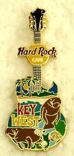 Hard Rock Cafe Key West Fl. Manatees Guitar Pin