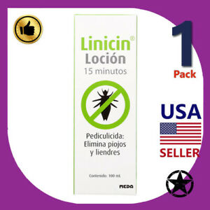 1 Pack Licinin Lotion 15 minutes 100mL