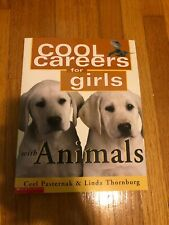 Scholastic Cool Careers For Girls With Animals