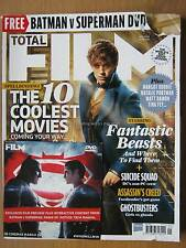 Total Film May 2016 Emilia Clarke Stanley Tucci Helen Mirren Demolition