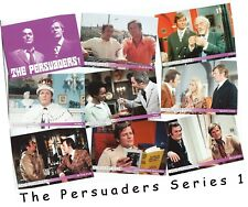The Persuaders Series 1 (One) - 36 Card Basic/Base Set - Unstoppable 2018
